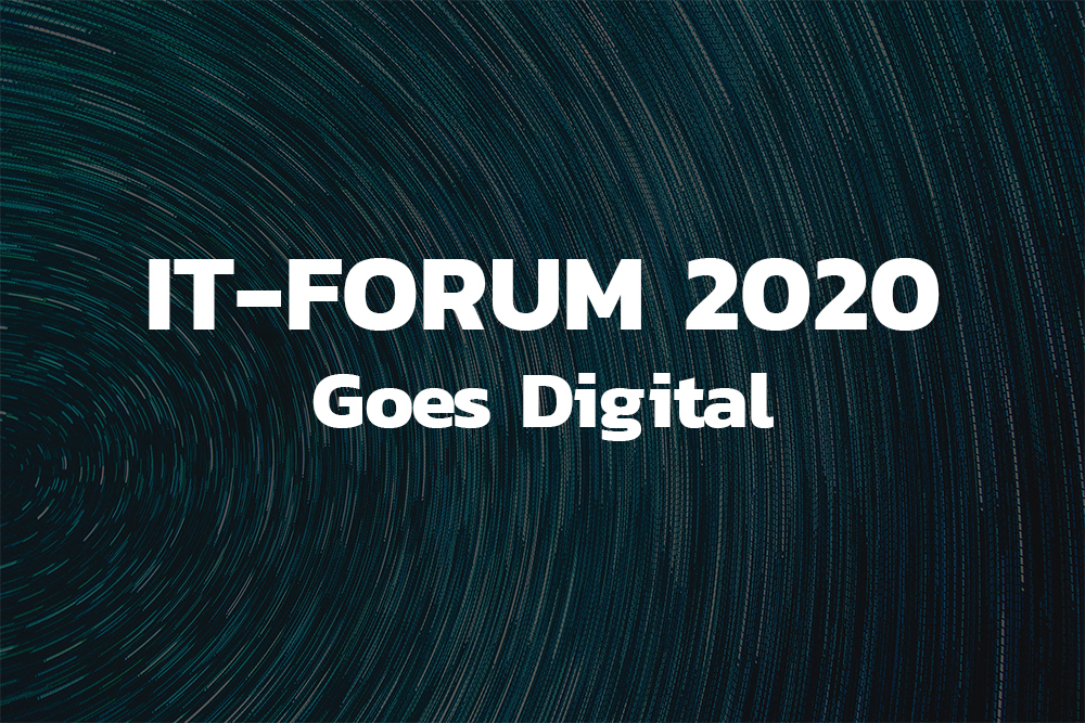 IT forum 2020